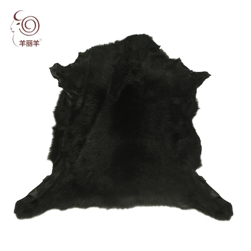 【羊丽羊】土耳其高端刻字贴膜托斯卡纳皮毛一体 服装用进口皮毛一体