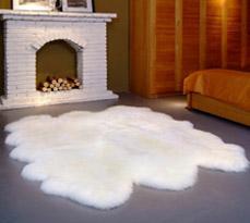 客厅羊毛地毯
