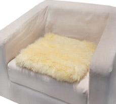 羊毛沙发垫