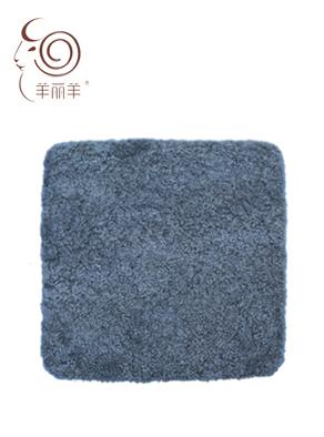 【羊丽羊】高档红木沙发坐垫哪里找,澳洲进口皮毛一体羊毛沙发坐垫领导品牌值得信赖